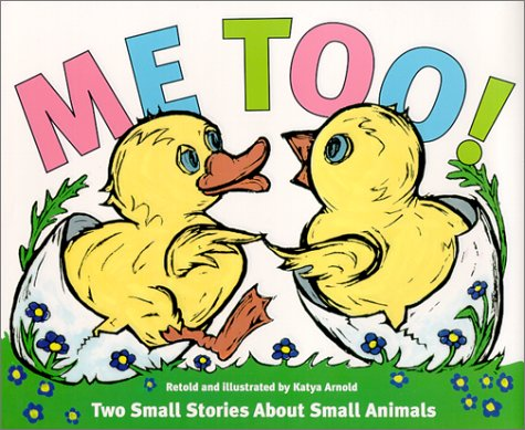 9780823414833: Me Too!: Two Small Stories about Small Animals