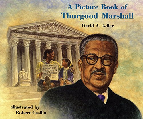 9780823415069: A Picture Book of Thurgood Marshall (Picture Book Biographies)
