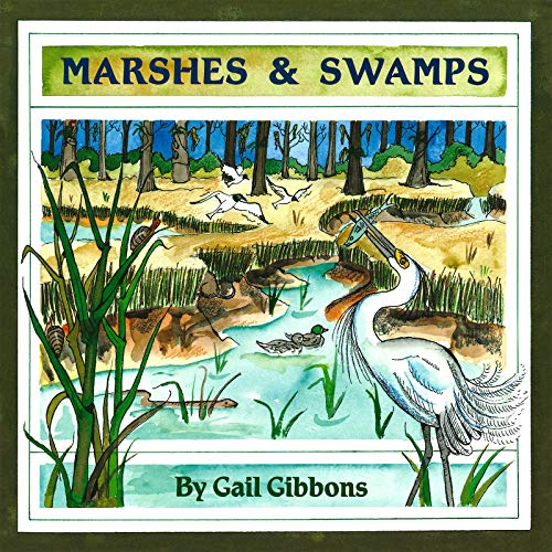 9780823415151: Marshes & Swamps
