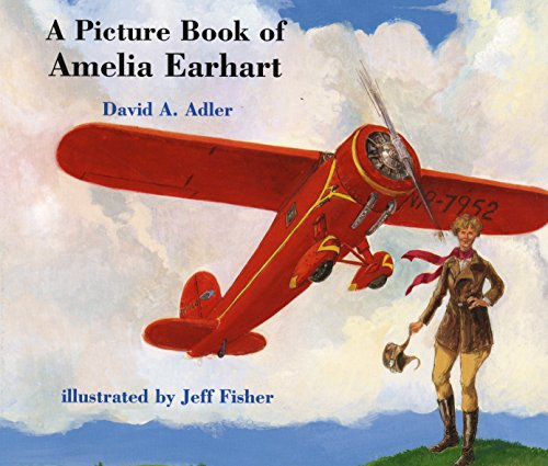 9780823415175: A Picture Book of Amelia Earhart (Picture Book Biography)