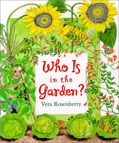 9780823415298: Who Is in the Garden?