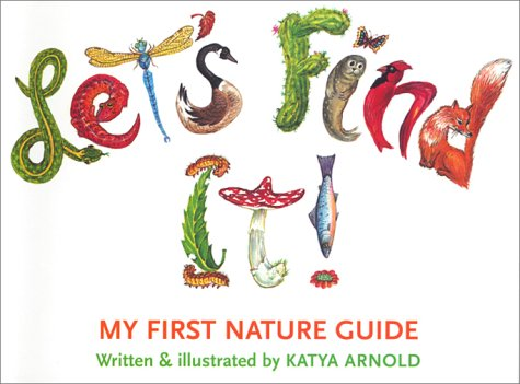 9780823415397: Let's Find It!: My First Nature Guide