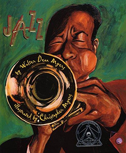 Jazz Coretta Scott King Illustrator Honor Books: Walter Dean Myers
