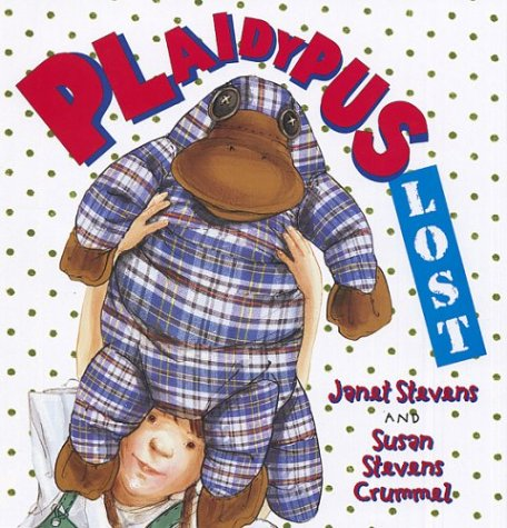 9780823415618: Plaidypus Lost