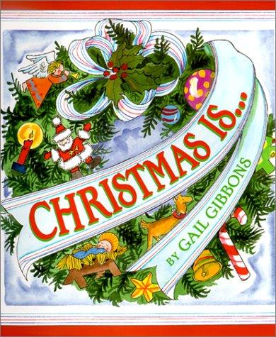 9780823415823: Christmas Is--
