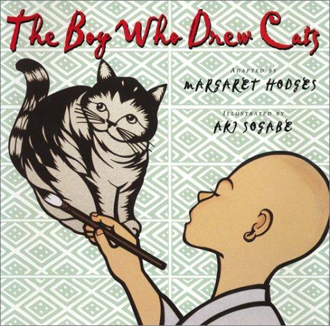 The Boy Who Drew Cats: Lafcadio Hearn; Margaret