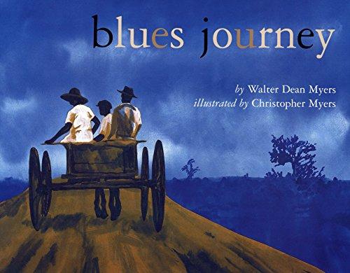 9780823416134: Blues Journey (Bccb Blue Ribbon Nonfiction Book Award (Awards))