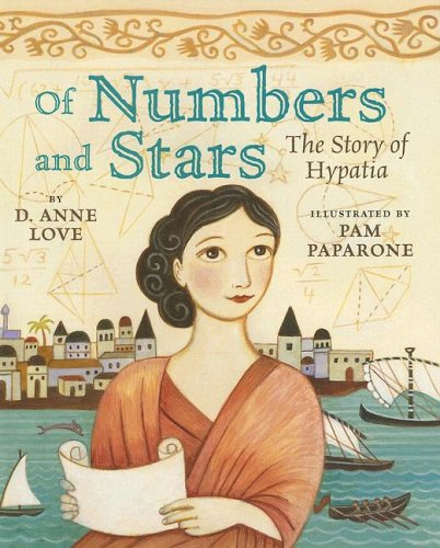 9780823416219: Of Numbers And Stars: The Story of Hypatia