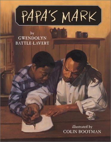 9780823416509: Papa's Mark