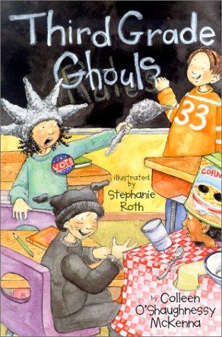9780823416523: Third Grade Ghouls!