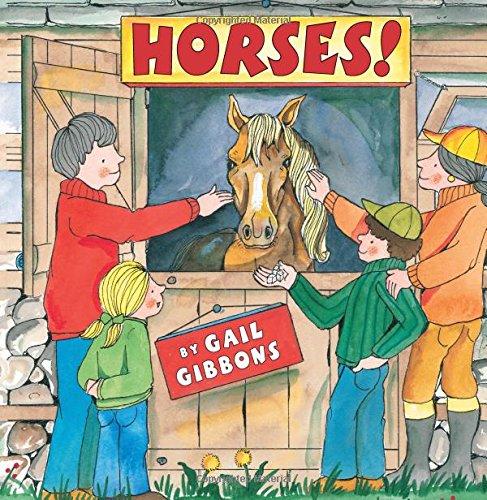 9780823417032: Horses!