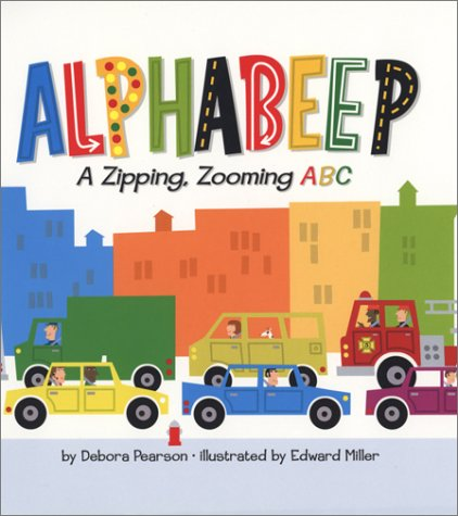9780823417223: Alphabeep: A Zipping, Zooming ABC