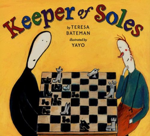 9780823417346: Keeper Of Soles