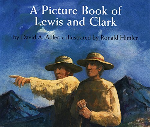 9780823417957: A Picture Book of Lewis and Clark (Picture Book Biography)