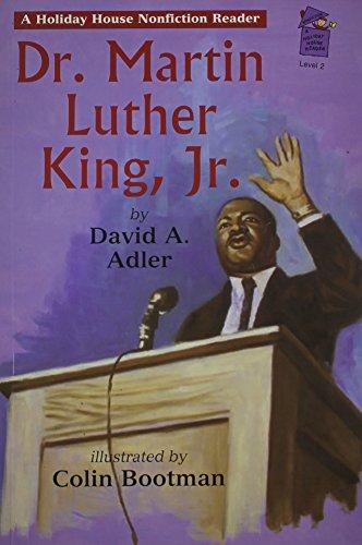 Dr. Martin Luther King, Jr (Holiday House: David A. Adler