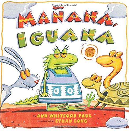 9780823418084: Mañana, Iguana / Tomorrow, Iguana