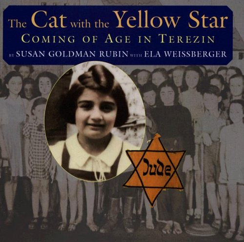 9780823418312: The Cat with the Yellow Star: Coming of Age in Terezin