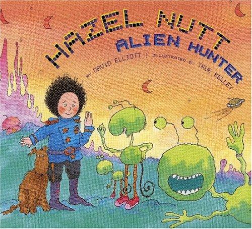 9780823418435: Hazel Nutt, Alien Hunter