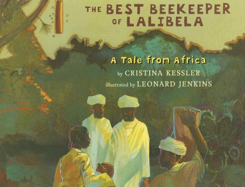 9780823418589: The Best Beekeeper of Lalibela: A Tale from Africa