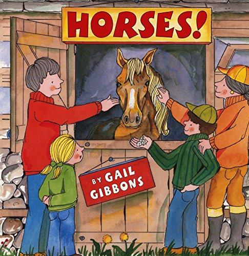9780823418756: Horses!