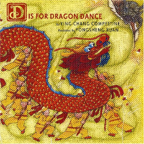 9780823418879: D is for Dragon Dance
