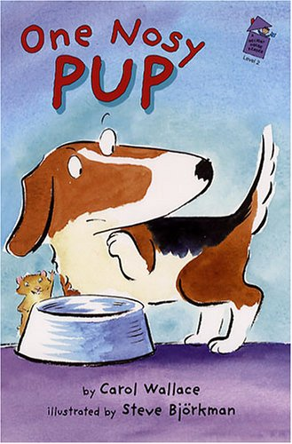 9780823419173: One Nosy Pup (Holiday House Reader, Level 2)