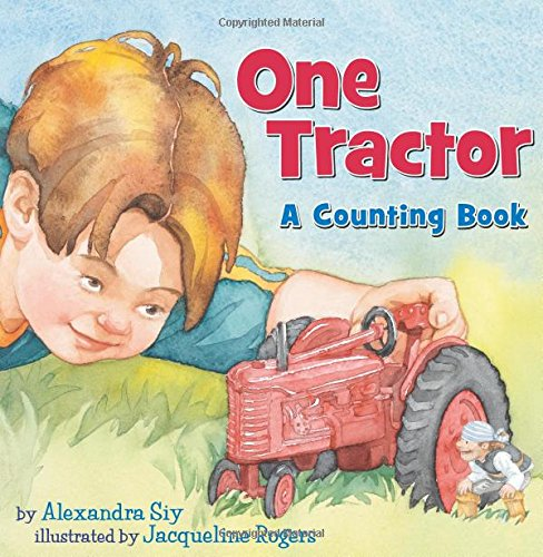 9780823419234: One Tractor: A Counting Book