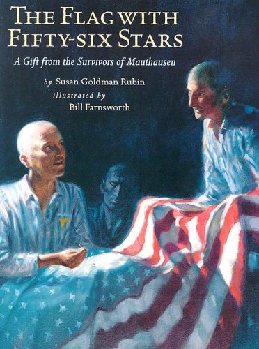 9780823420193: The Flag With Fifty-six Stars: A Gift from the Survivors of Mauthausen