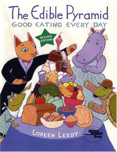 9780823420759: The Edible Pyramid: Good Eating Every Day (Reading Rainbow Books)