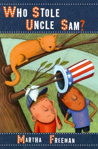 9780823420919: Who Stole Uncle Sam? (A Chickadee Court Mystery)