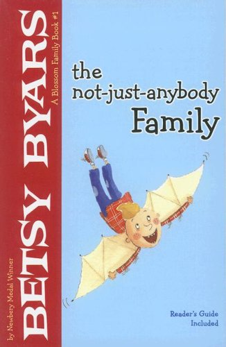 9780823421459: The Not-Just-Anybody Family (A Blossom Family Book)
