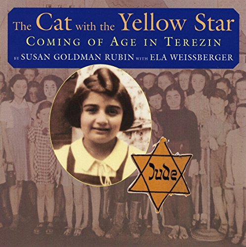 9780823421541: The Cat with the Yellow Star: Coming of Age in Terezin