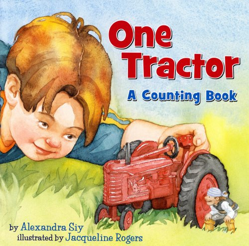 9780823421886: One Tractor: A Counting Book
