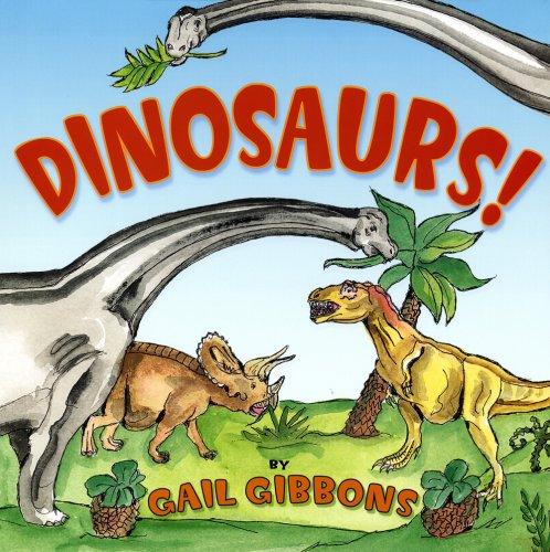 9780823421978: Dinosaurs!