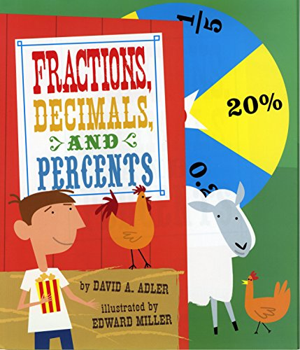 9780823421992: Fractions, Decimals, and Percents