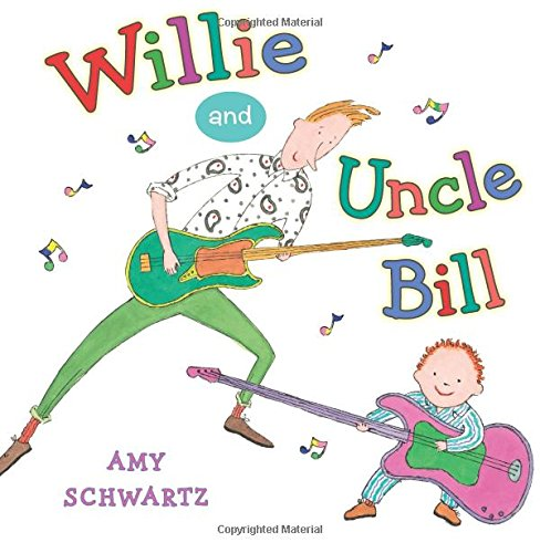 9780823422036: Willie and Uncle Bill