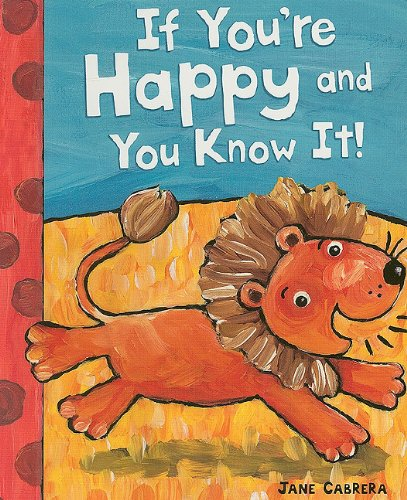 9780823422272: If You're Happy and You Know It! (Jane Cabrera Board Books)