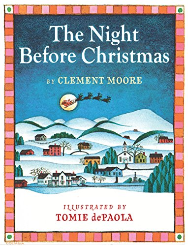 9780823422845: The Night Before Christmas