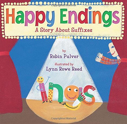9780823422968: Happy Endings: A Story About Suffixes