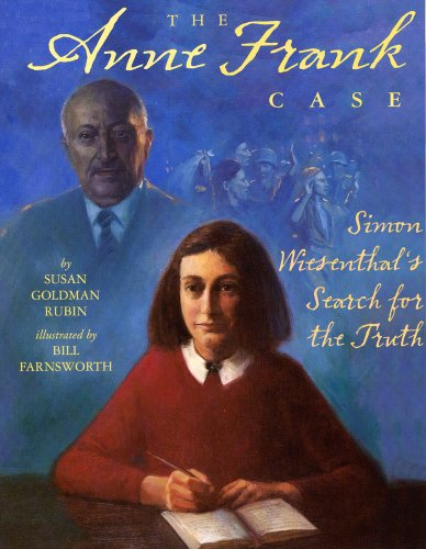 9780823423088: The Anne Frank Case: Simon Wiesenthal's Search for the Truth