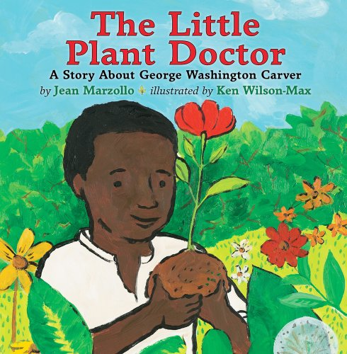 9780823423255: The Little Plant Doctor: A Story About George Washington Carver