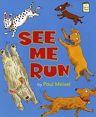 9780823423491: See Me Run (I Like to Read®)