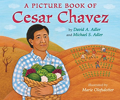 9780823423835: A Picture Book of Cesar Chavez (Picture Book Biographies)