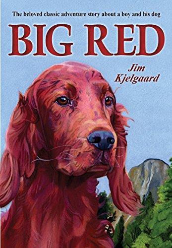 Big Red: The Story of a Champion: Kjelgaard, Jim; Kuhn,