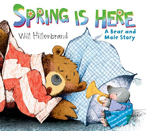9780823424313: Spring Is Here (Bear and Mole Story)