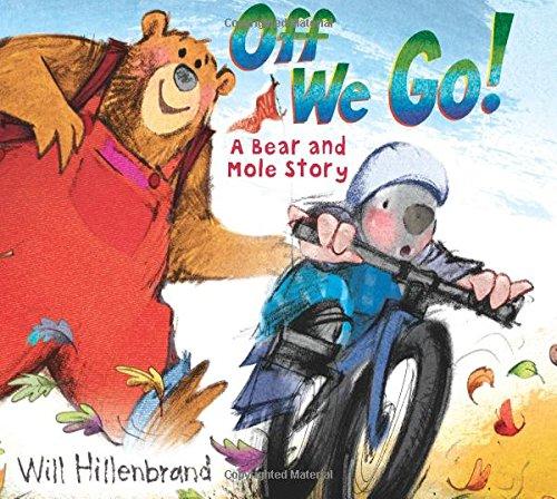 9780823425204: Off We Go! (Bear and Mole Story)