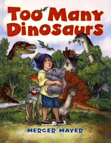 9780823425433: Too Many Dinosaurs