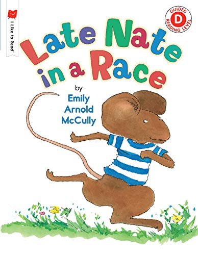 9780823427550: Late Nate in a Race (I Like to Read® Level D)