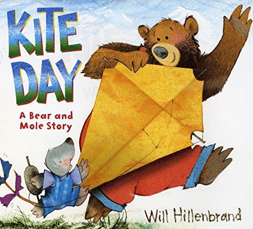 9780823427581: Kite Day: A Bear and Mole Story