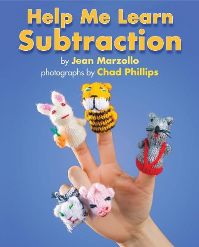 Help Me Learn Subtraction: Marzollo, Jean, Philips,